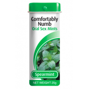 Comfortably Numb Oral Sex Mints - Spearmint