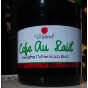 Cafe Au Laid - Natural Coffee Scrub by Playthings (VNatural)